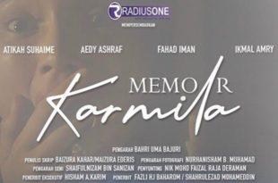 Poster Drama Memoir Karmila TV1