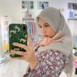 Siti Khadijah Halim Selfie