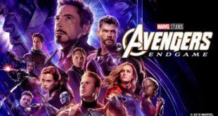 Filem Kutipan Tertinggi Di Dunia Avengers Endgame