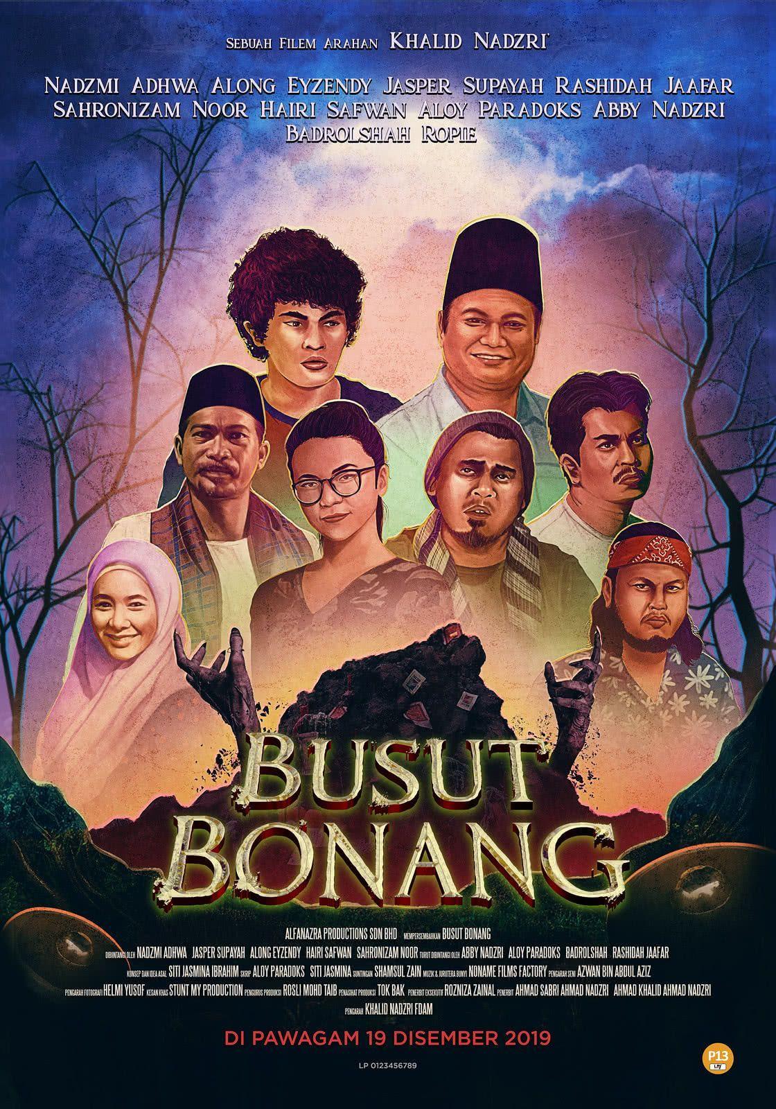 Poster Filem Busut Bonang