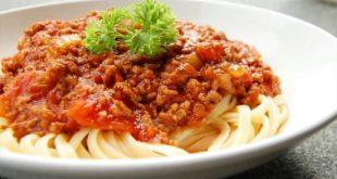 Resepi Spaghetti Bolognese Mudah Guna Prego