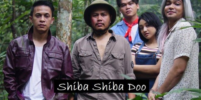 Telefilem Shiba Shiba Doo (Astro Citra)