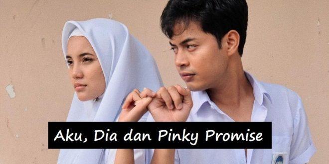 Aku, Dia Dan Pinky Promise (TV Okey)