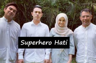 Drama Superhero Hati (Unifi TV)