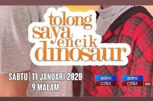 Tolong Saya Encik Dinosaur (Astro Citra)