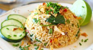 Cara Memasak Nasi Goreng Kampung