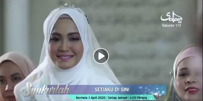 Drama Setiaku Di Sini (Unifi TV)