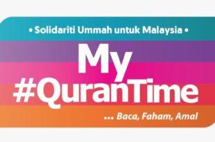 Rancangan My #QuranTime TV AlHijrah