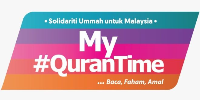 Rancangan My #QuranTime TV AlHijrah