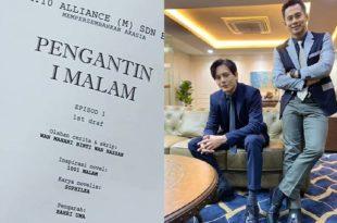 Drama Pengantin 1 Malam (TV3)