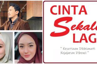 Drama Cinta Sekali Lagi (TV3)