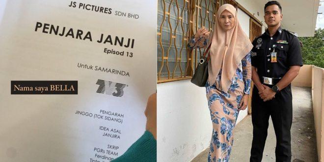 Drama Penjara Janji (TV3)