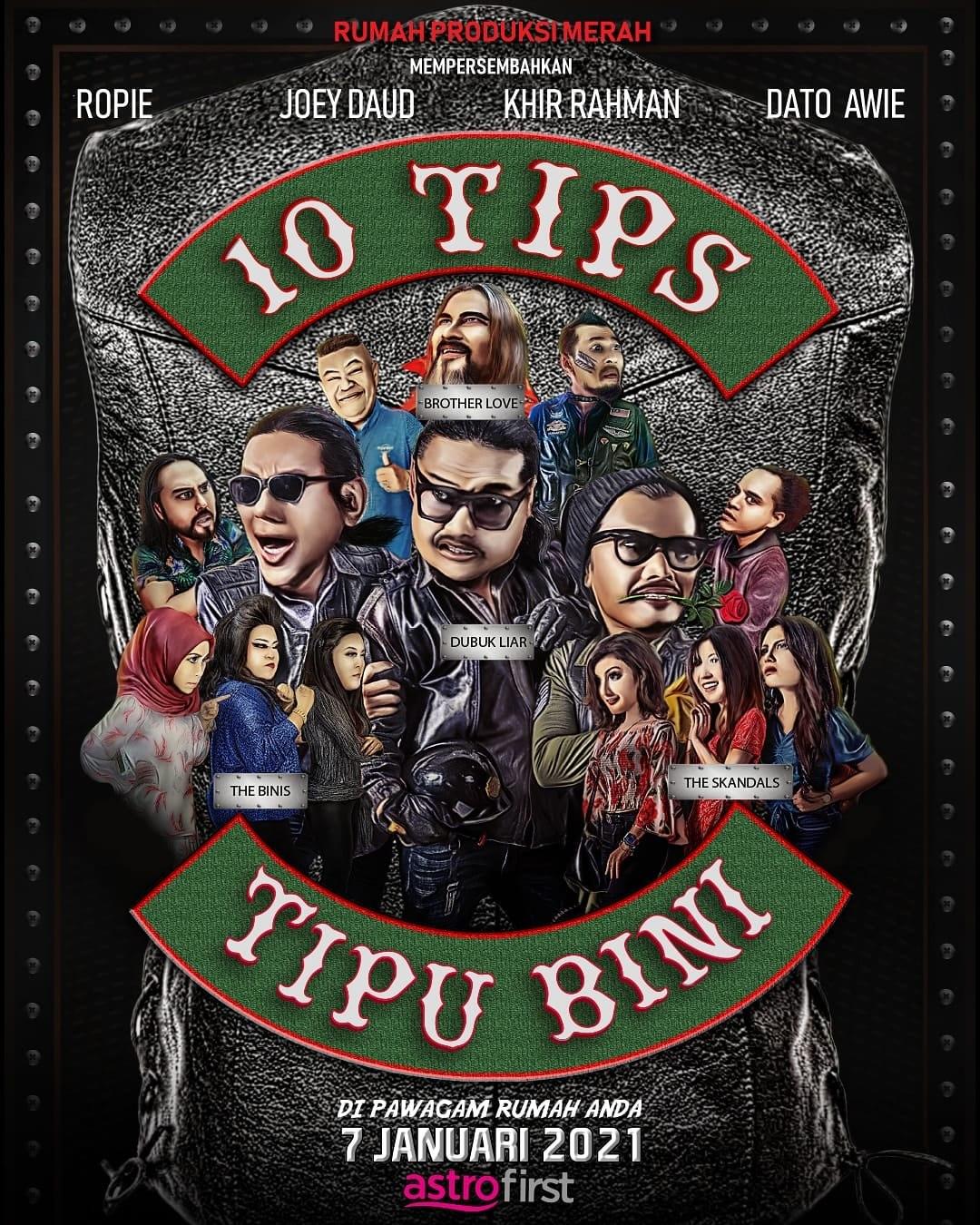Poster 10 Tips Tipu Bini