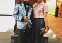 Aiman Tino Bersama Kakaknya Di Anugerah Melodi