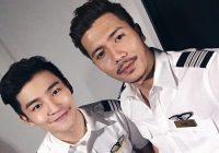 Alvin Chong Dan Fattah Amin Dalam Suri Hati Mr Pilot
