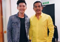 Alvin Chong Dan Pelakon Idola Rosyam Nor
