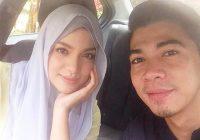 Amar Baharin dan Amyra Rosli Gambar Selfie