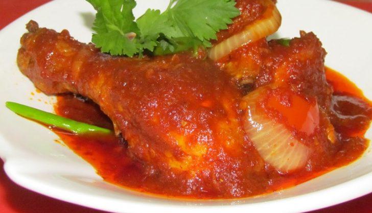Permalink to Resepi Ayam Masak Merah Yang Paling Sedap