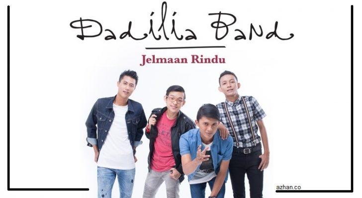 Permalink to Biodata Dadilia Band, Popular Dengan Lagu Jelmaan Rindu