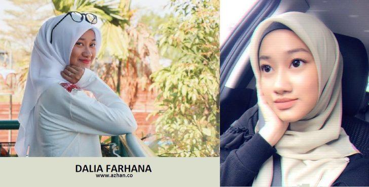 Permalink to Biodata Dalia Farhana, Artis Youtube