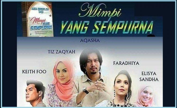 Permalink to Drama Mimpi Yang Sempurna (TV1)