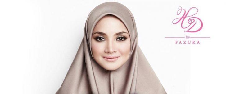 Permalink to Biodata Fazura, Artis Malaysia Paling Cantik!