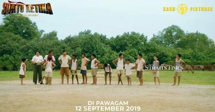 Permalink to Filem Suatu Ketika (2019)