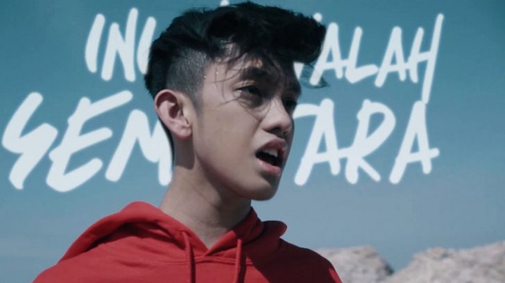 Permalink to Biodata Ismail Izzani, Penyanyi Lagu Sabar