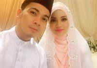 Foto Pertunangan Amyra Rosli dan Amar Baharin