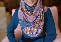 Gadis Melayu Tercantik Bertudung