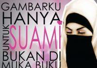 Gambar Muslimah Berpurdah Hanya Untuk Suami