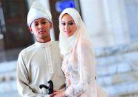 Gambar Natasha Hudson Dan Suami Carleed Khaza