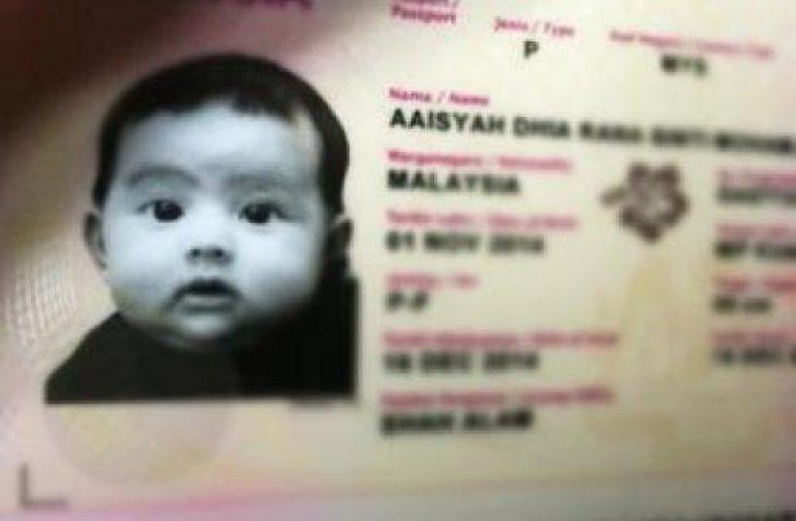 Permalink to Koleksi Gambar Comel Aaisyah Dhia Rana Sejak Lahir