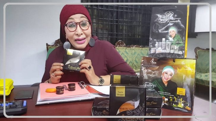 Permalink to Biodata Datuk Zainuri Mohd Zain, Pengasas Nuriz Kosmetik