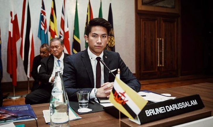 Permalink to Biodata Pengiran Muda Abdul Mateen, Putera Kacak Brunei