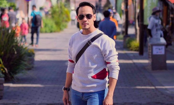 Permalink to Biodata Ungku Hariz, Pelakon dan Suami Jihan Muse