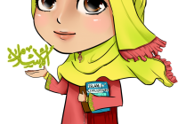 I Choose Islam Chibi by babyjepux