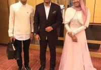 Imam Muda Asyraf Bersama Sufian Suhaimi Dan Elfira Loy