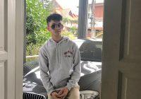 Ismail Izzani Bergaya Dengan Kereta BMW