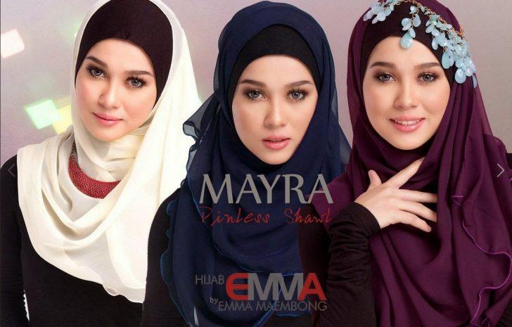 Permalink to Biodata Emma Maembong, Pelakon Comel Dari Terengganu