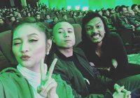 Juzzthin Bersama Ayda Jebat Dan Faizal Tahir
