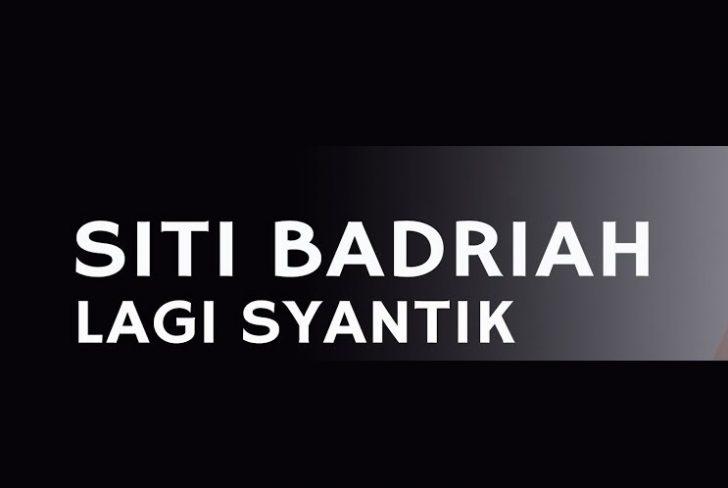 Permalink to Lirik Lagu Lagi Syantik – Siti Badriah