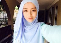Mira Filzah Selfie