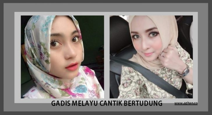 Permalink to Koleksi Gambar Gadis Melayu Cantik Bertudung