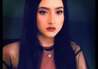 Potret Gadis Melayu Kacukan Mix Hannah Delisha