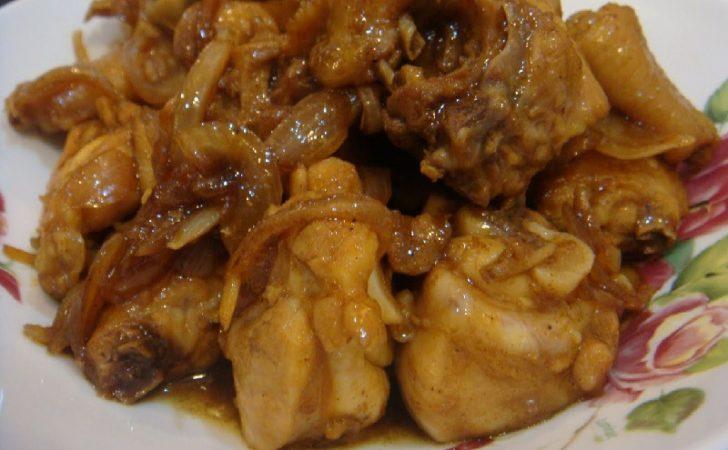 Permalink to Resepi Ayam Masak Halia Yang Ringkas