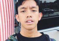 Selfie Sikit Ismail Izzani