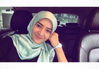 Siti Elizad Sharifuddin Comel