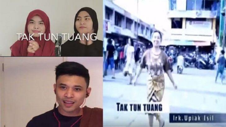 Permalink to Lirik Lagu Tak Tun Tuang (Lagu Original Upiak Isil)