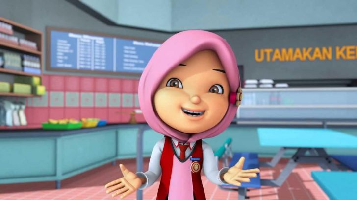 Permalink to Kenali Watak Yaya dalam BoBoiBoy